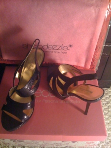 1st ShoeDazzle Society Shipment-March 2009